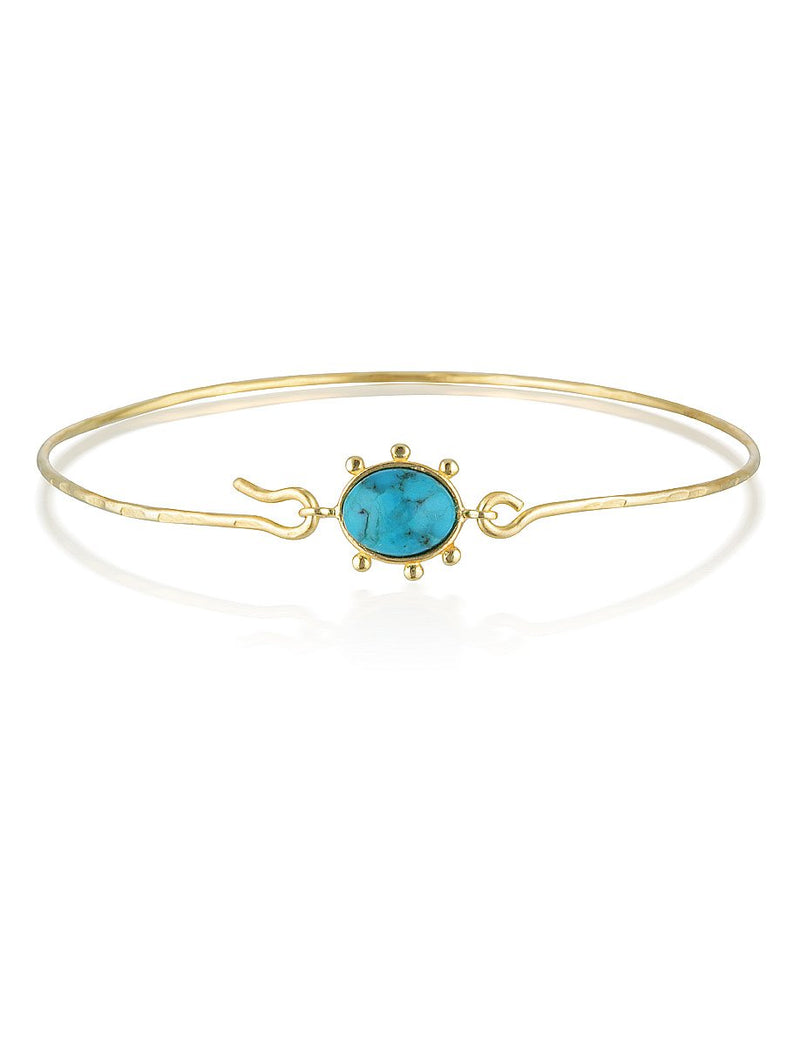 Heirloom Bracelet- Turquoise