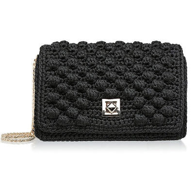 Monaco Shoulder Bag - Black