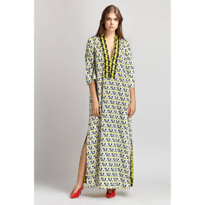 Ampelus Kaftan Dress