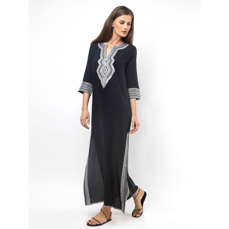 Santorini Kaftan Dress