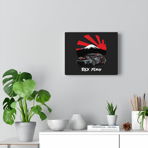 Alexander Hall |  2020 Subaru WRX STI | Canvas