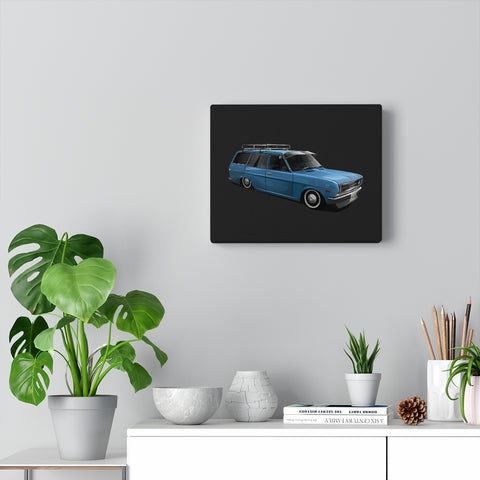 Jake Harris |  1971 Datsun 1200 | Canvas