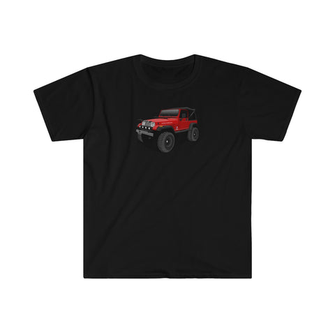 Jason Rodriguez | 95 Jeep YJ | Apparel