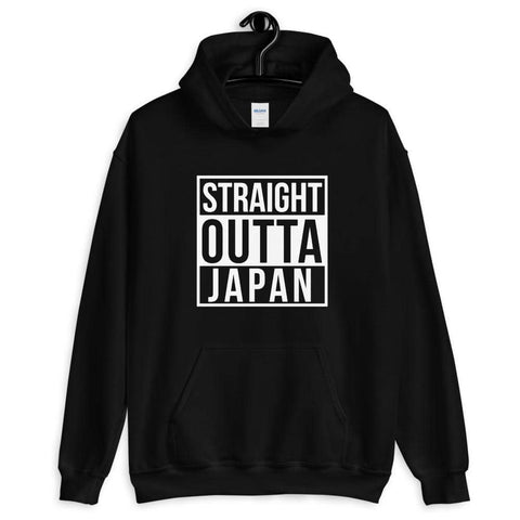 Straight Outta Japan Hoodie