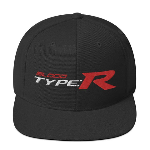 Blood Type R Snapback