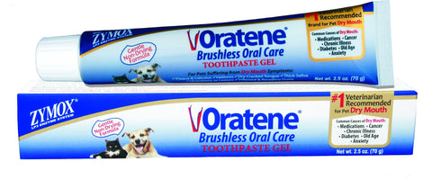 Oratene Brushless Enzymatic Oral Care For Cats