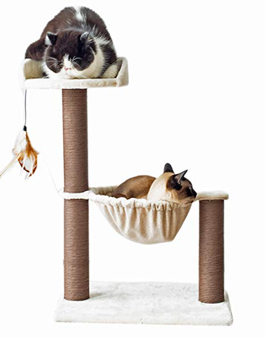 Catry Hammock and Scratching Post