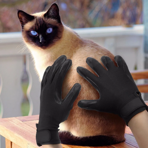 The Furzapper Glove