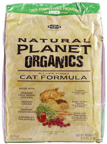 Natural Planet All Life Stages Dry Cat Food
