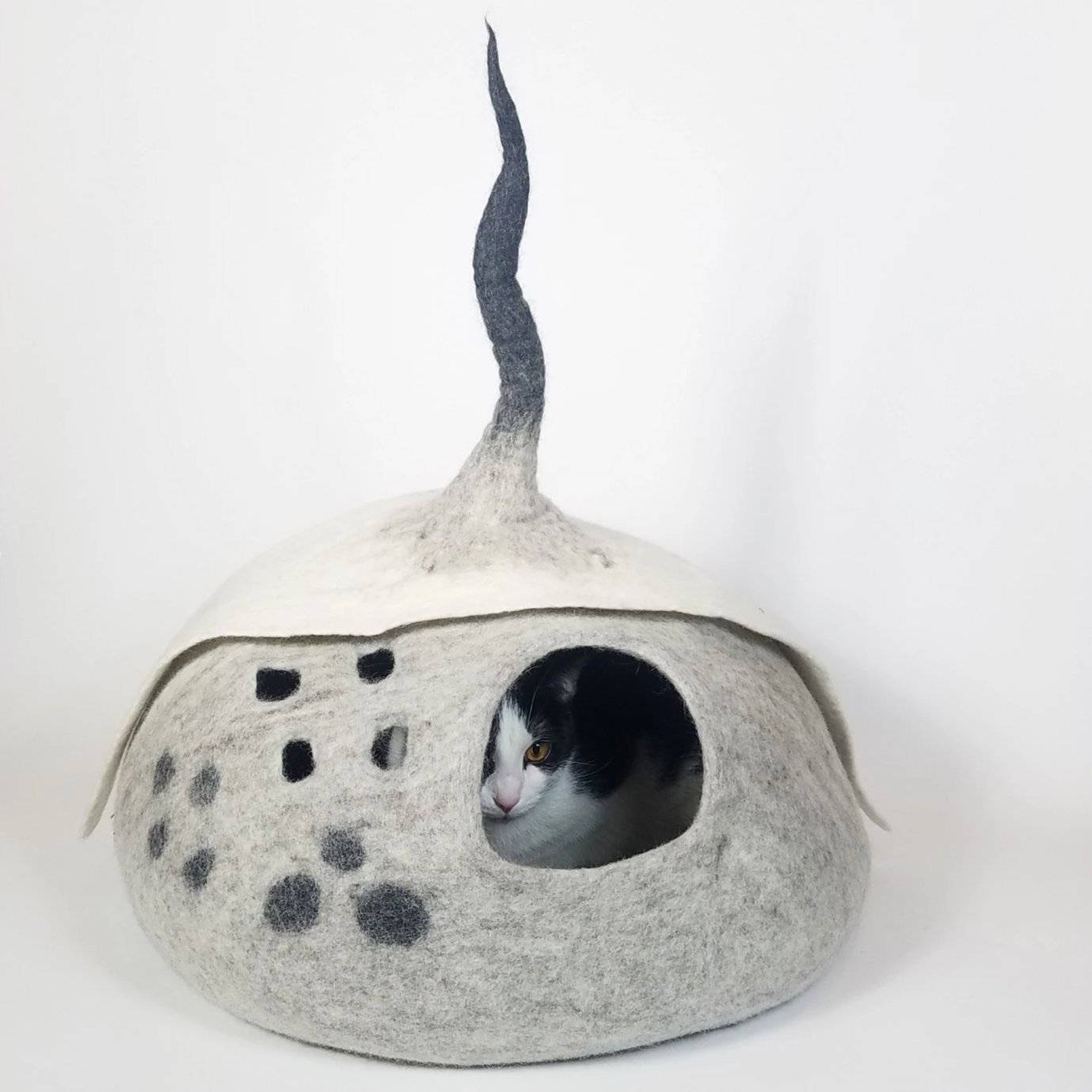 3D Fairy House Cat Cave | Pet Bed