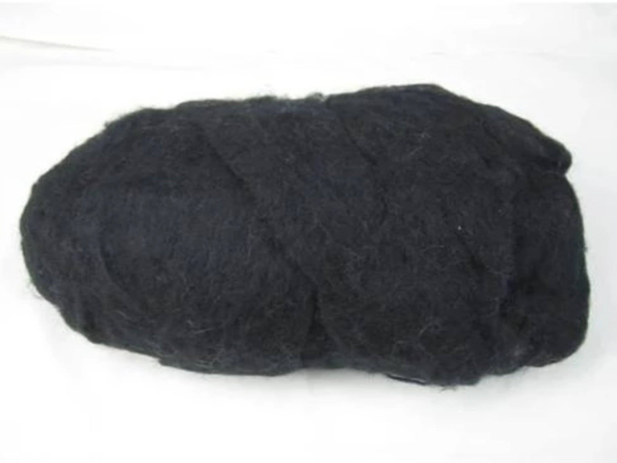 Black Core Wool 1lb | Needle Felting – Spinning – Wet Felting – Stuffing
