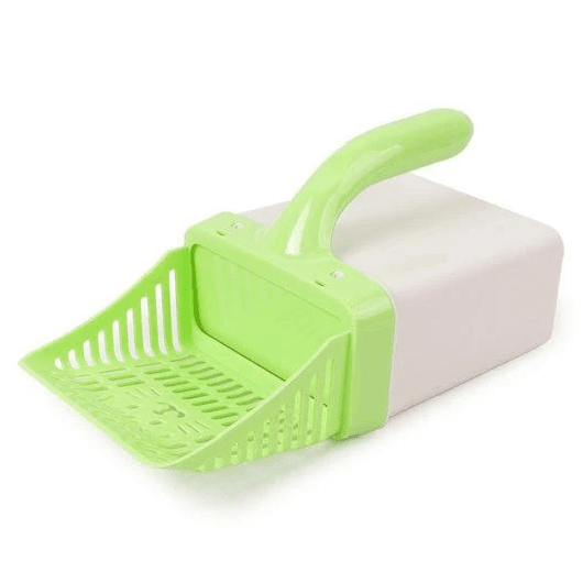 Easy Litter Scoop | Cat Grooming
