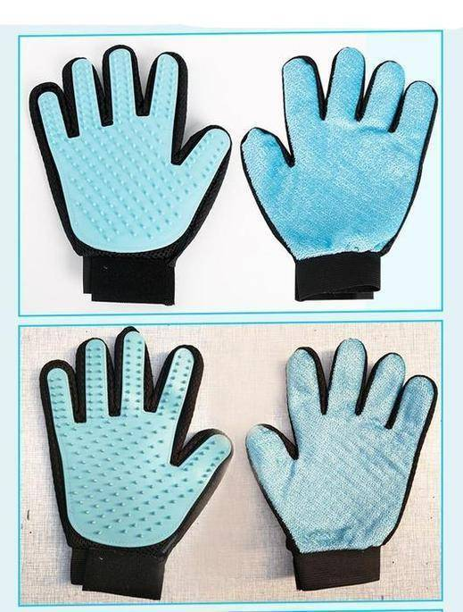 The Double Sided Pro Grooming Glove | Cat Grooming