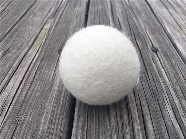 Premium Wool Dryer Balls | Set of 6