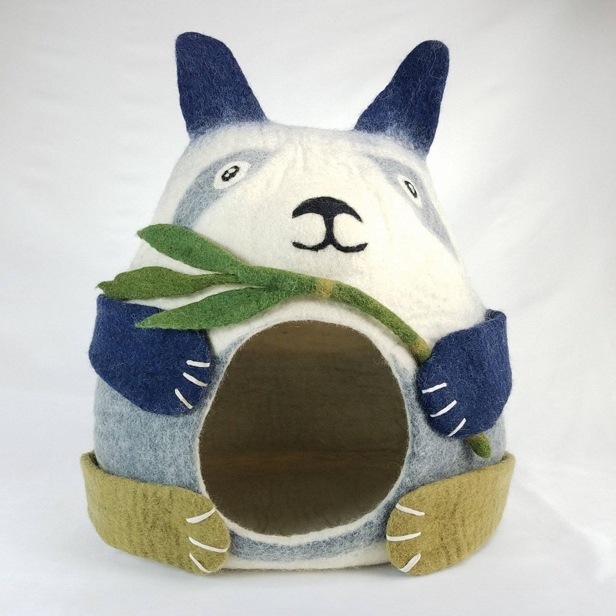 3D Panda Cat Cave | Pet Bed