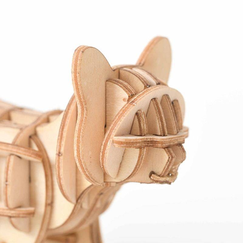 3D Cat Puzzle | Creativity & Mindfulness