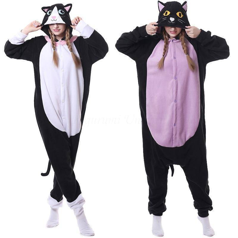Cat Onesie Costume