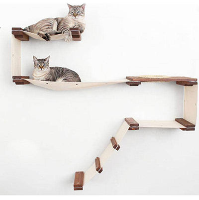 Royal Cat Playground | Cat Wall Furniture
