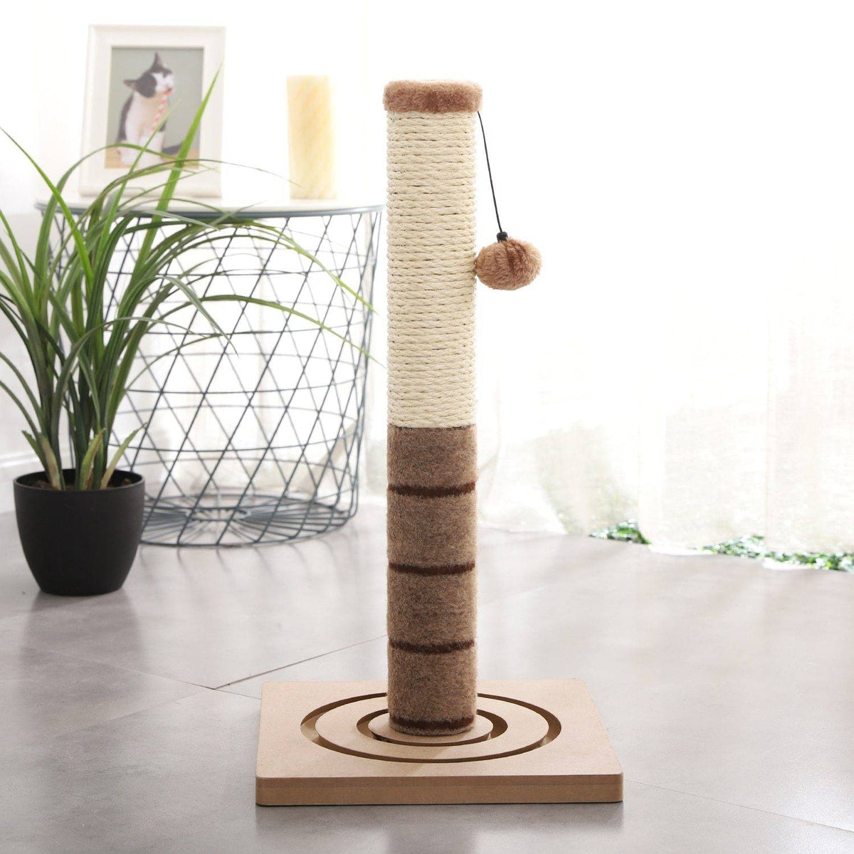 80CM Tall Cat Scratching Post