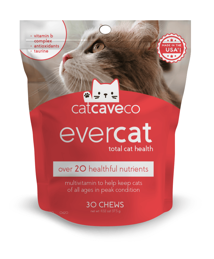Evercat - Ultimate Daily Cat Supplement - 3 Pack