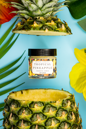 Tropical Pineapple Lip Scrub