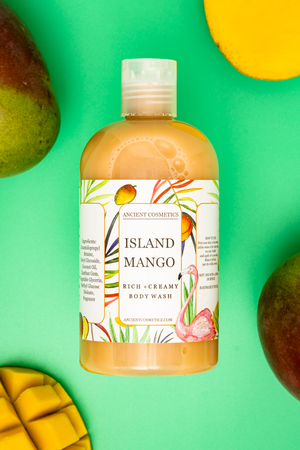 Island Mango Body Wash