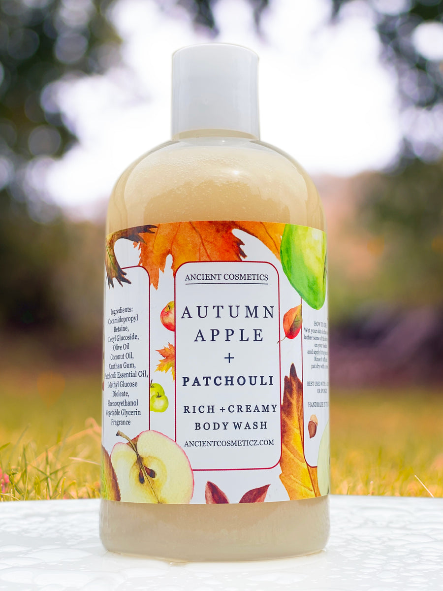 Autumn Apple + Patchouli Body Wash