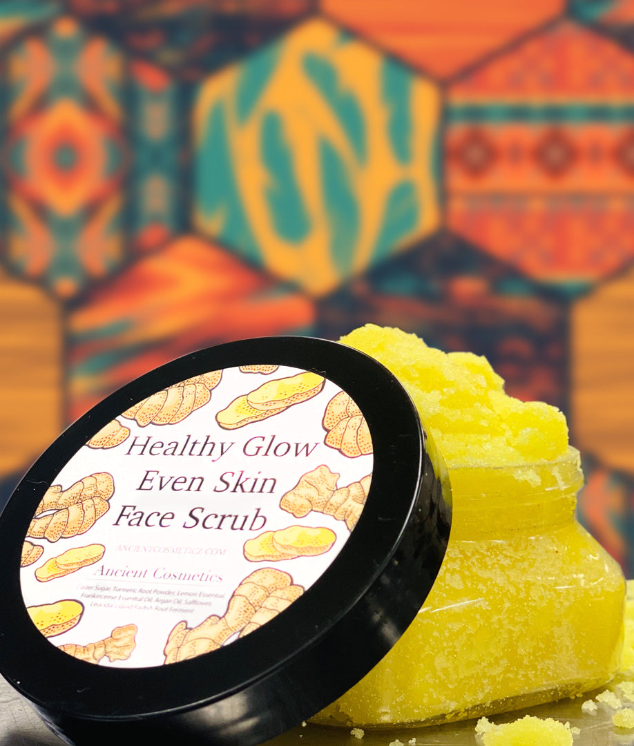 Even Skin Healthy Glow Face Scrub