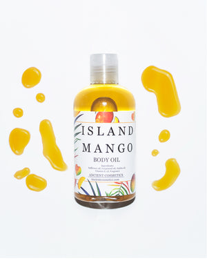 Island Mango Body Oil
