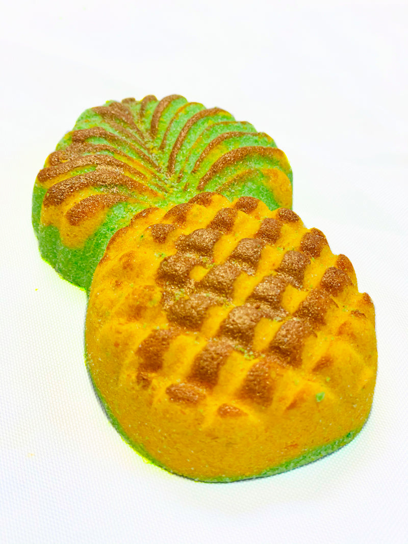 Tropical Pineapple Bath Bomb