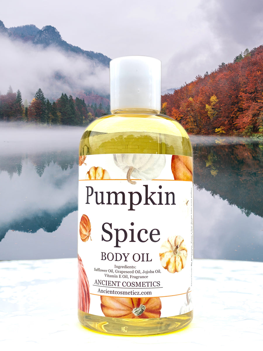 Pumpkin Spice Body Oil