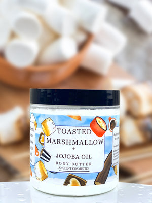 Toasted Marshmallow & Jojoba - Body Butter