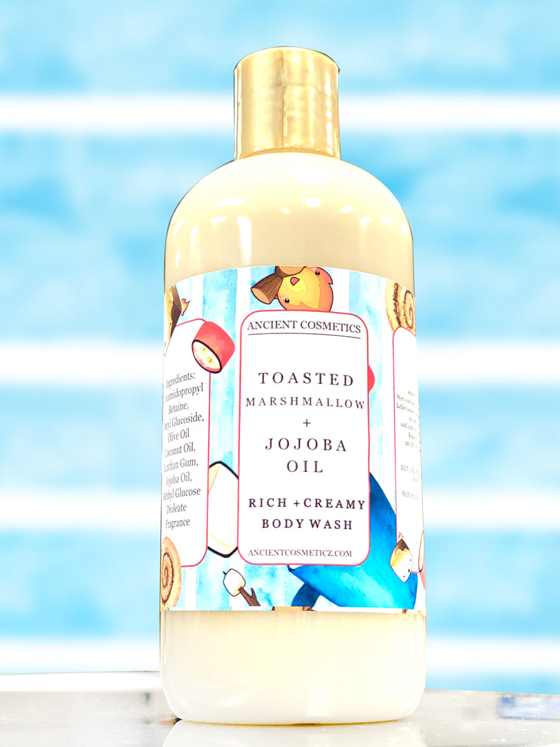 Toasted Marshmallow Body Wash