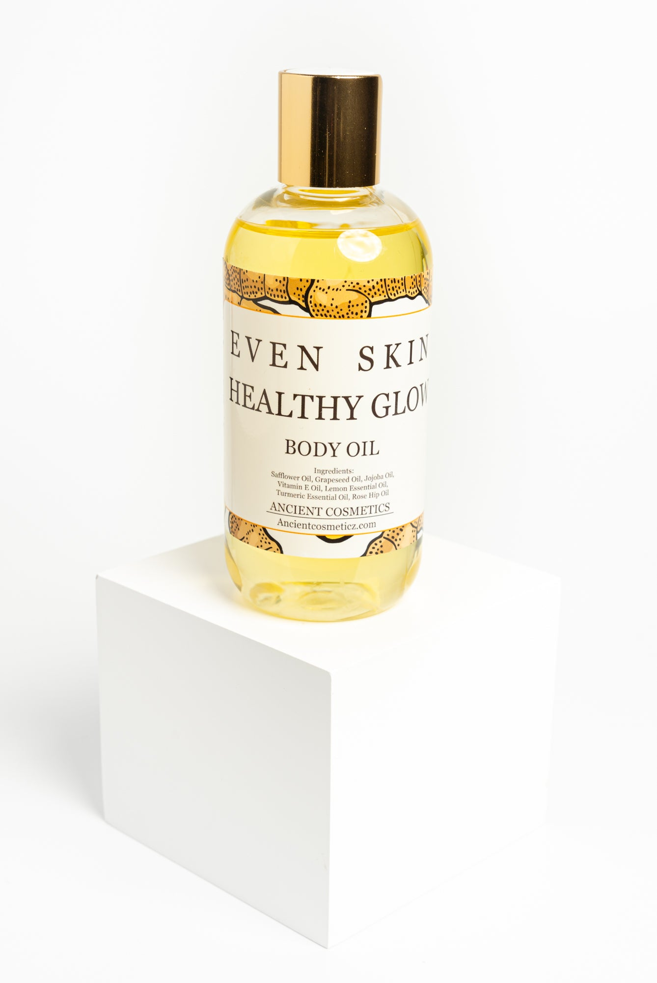 Even Skin Healthy Glow Body Oil Ancient Cosmetics