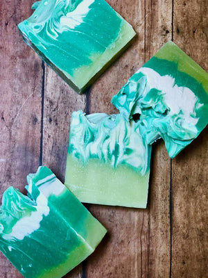 Stress and Sinus -Eucalyptus and Spearmint Relief Bar