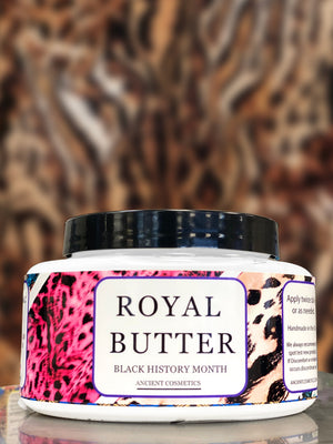 Royal Butter Black History Month edition