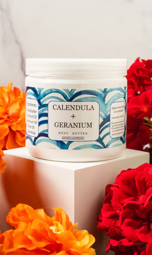 Calendula + Geranium Itchy  Relief Cream