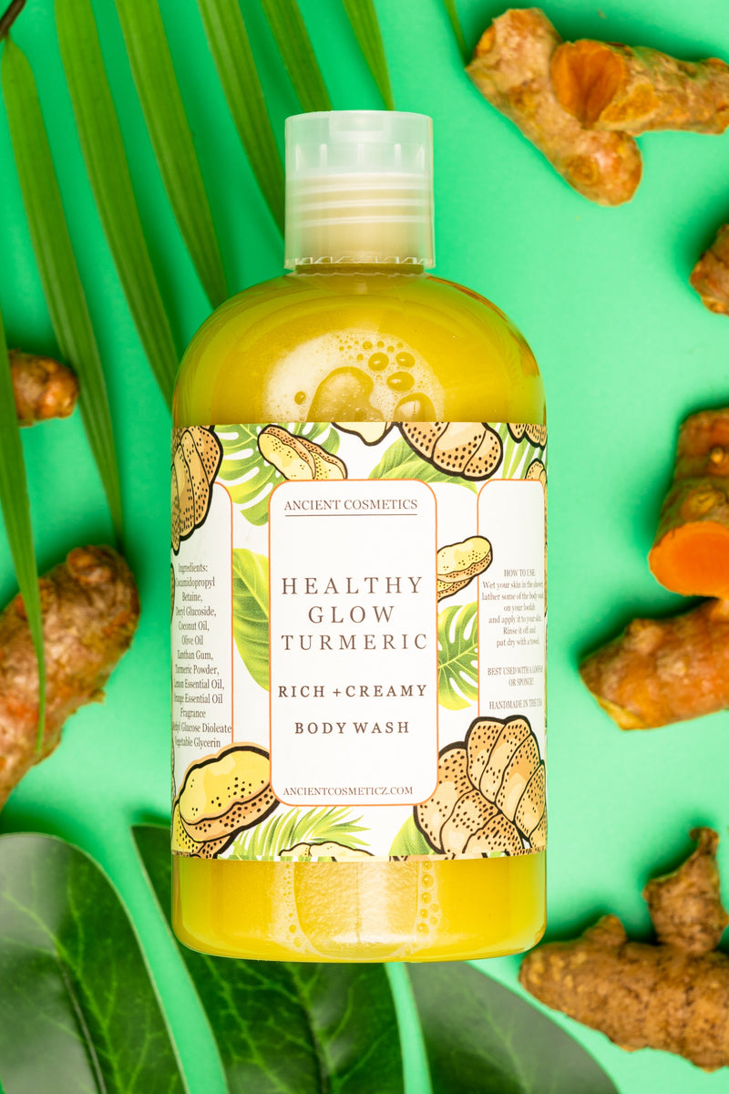 Healthy Glow Turmeric - Body Wash