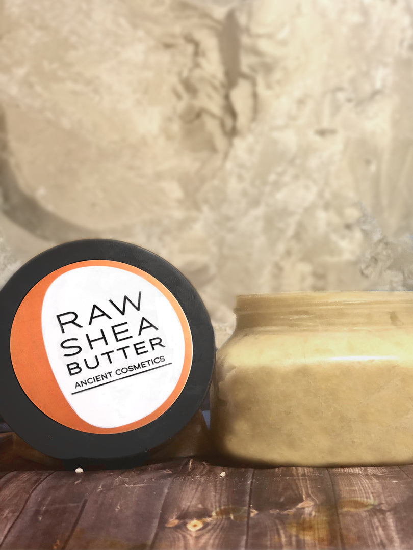 Creamy Raw Shea Butter