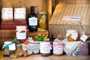 The Tuscan Table – Small Hamper