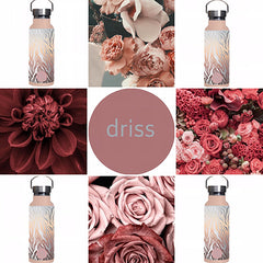driss drink responsibly in stainless steel bankura