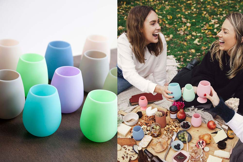 fegg foldable unbreakable wine tumblers the bright edit