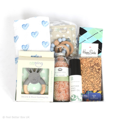 NEW MUM AND BABY GIFT HAMPERS