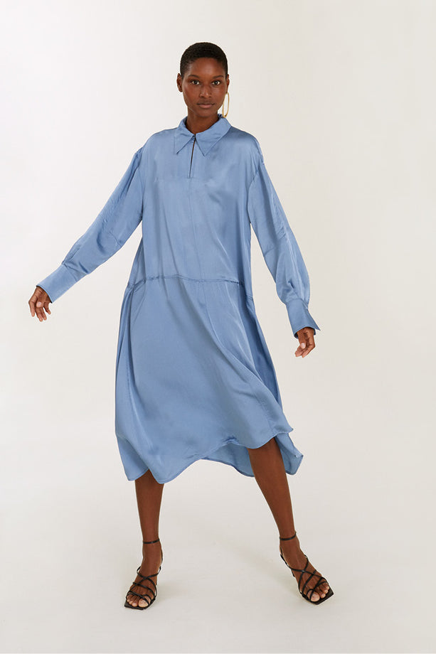 Kiki Oversized Midi Dress