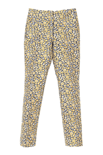 Aino Floral Jacquard Trouser
