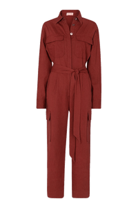 Linen Boilersuit