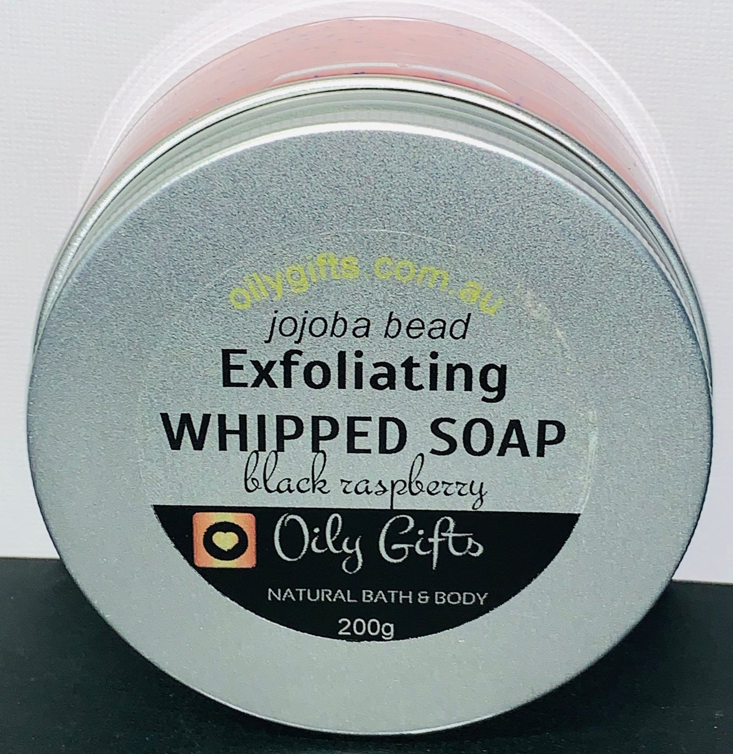Exfoliating Whipped Soap