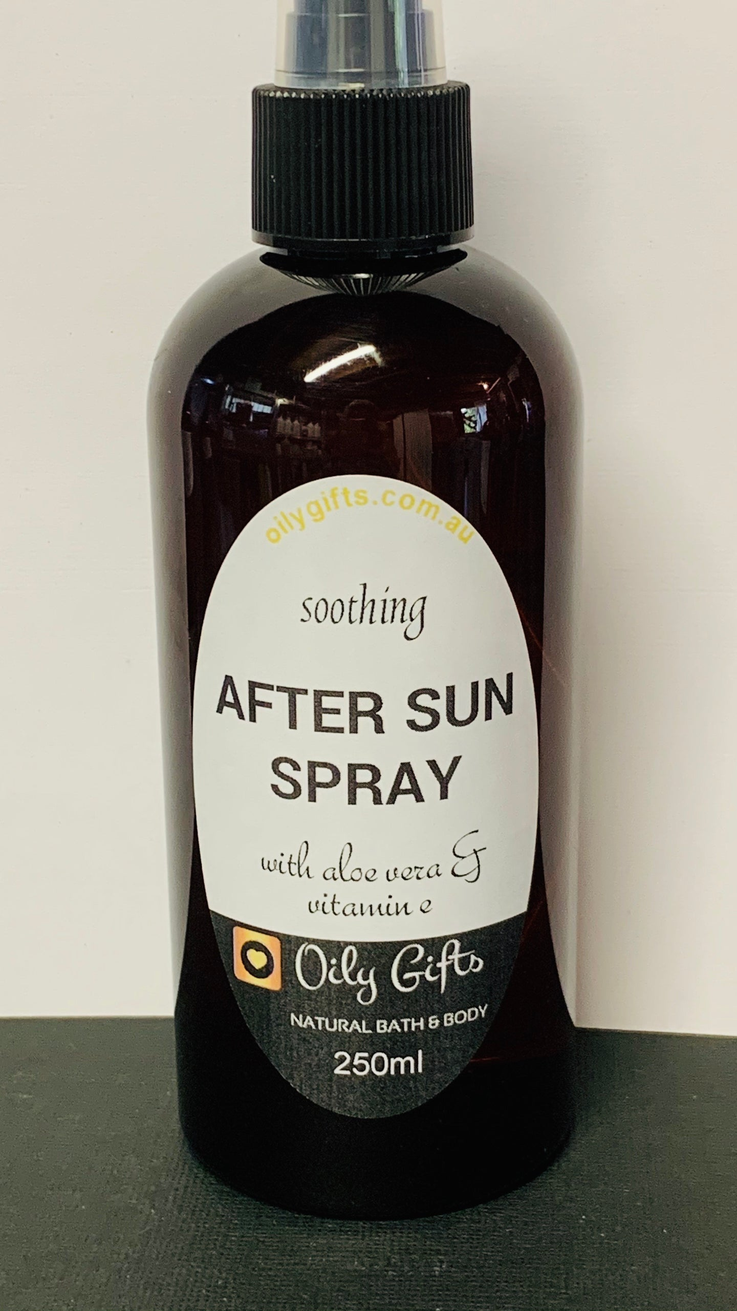 AFTER SUN Aloe Vera Cooling Spray