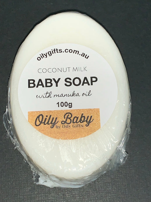 SOAP BARS ~Oily Baby~