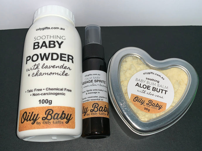 THE BASICS SET 2 ~Oily Baby~